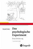 Das psychologische Experiment (eBook, ePUB)