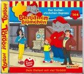 Der Zuckerstückchen-Express / Benjamin Blümchen Bd.144 (1 Audio-CD)