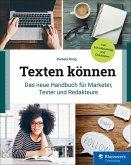 Texten können (eBook, ePUB)
