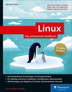 Linux (eBook, ePUB) - Kofler, Michael