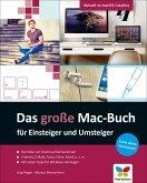 Das große Mac-Buch für Einsteiger und Umsteiger (eBook, PDF)