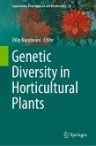Genetic Diversity in Horticultural Plants (eBook, PDF)