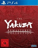 The Yakuza Remastered Collection Day One (PlayStation 4)