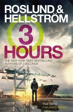 Three Hours - Roslund, Anders; Hellström, Börge