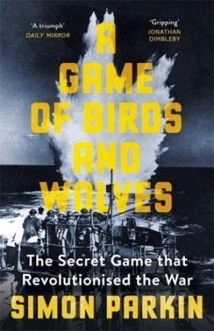 A Game of Birds and Wolves - Parkin, Simon