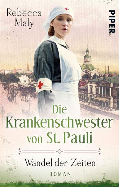 Buch-Reihe Die Krankenschwester von St. Pauli