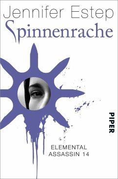 Spinnenrache / Elemental Assassin Bd.14 - Estep, Jennifer