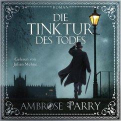 Die Tinktur des Todes / Die Morde von Edinburgh Bd.1 (2 MP3-CDs) - Parry, Ambrose