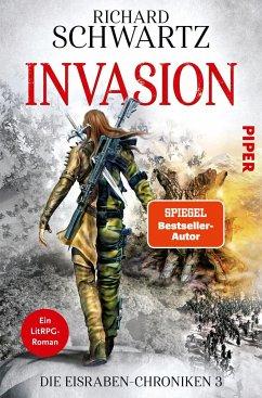 Invasion / Die Eisraben-Chroniken Bd.3 - Schwartz, Richard