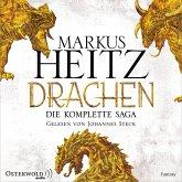 Drachen. Die komplette Saga, 9 MP3-CD
