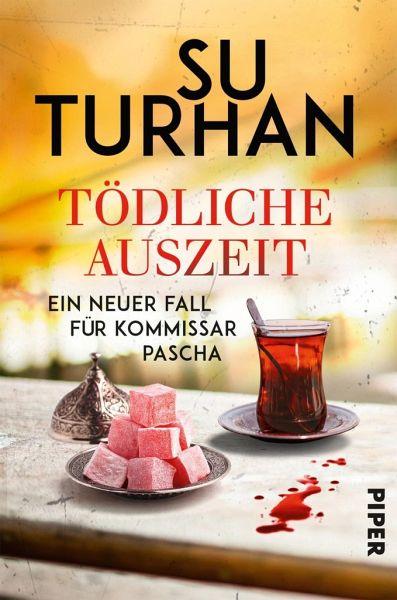 Buch-Reihe Kommissar Pascha