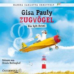 Zugvögel / Mamma Carlotta Bd.14 (2 MP3-CDs) - Pauly, Gisa