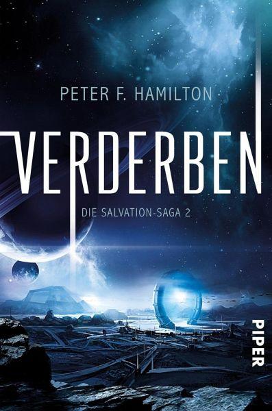 Buch-Reihe Die Salvation-Saga