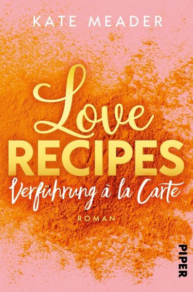 love recipes Kate Meader
