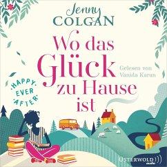 Wo das Glück zu Hause ist / Happy Ever After Bd.1 (2 MP3-CDs) - Colgan, Jenny