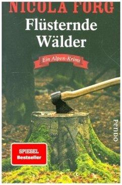 Flüsternde Wälder / Kommissarin Irmi Mangold Bd.11 - Förg, Nicola