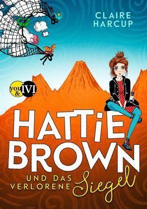 Buch-Reihe Hattie Brown