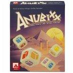 NSV 08819908091 - Anubixx, Familienspiel, Startegiespiel, Würfelspiel