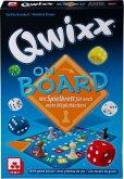 NSV 08819908089 - Qwixx on Board, Familienspiel, Würfelspiel, Brettspiel