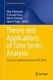 Theory and Applications of Time Series Analysis (eBook, PDF)