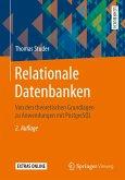 Relationale Datenbanken (eBook, PDF)