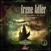 Irene Adler, Sonderermittlerin der Krone, Folge 3: Blutige Kanäle (MP3-Download)