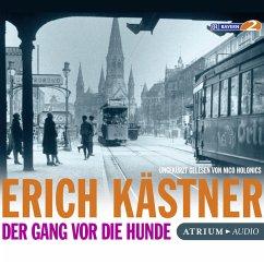 Der Gang vor die Hunde (MP3-Download) - Kästner, Erich