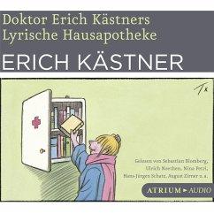Doktor Erich Kästners lyrische Hausapotheke (MP3-Download) - Kästner, Erich; Zirner, August