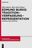 Tradition - Verfassung - Repräsentation (eBook, ePUB)