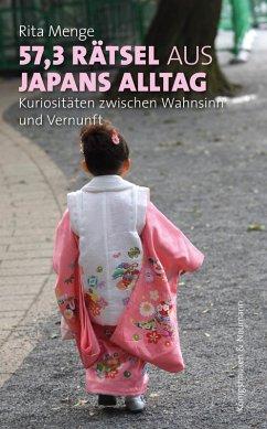 57,3 Rätsel aus Japans Alltag (eBook, ePUB) - Menge, Rita