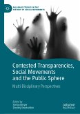 Contested Transparencies, Social Movements and the Public Sphere (eBook, PDF)