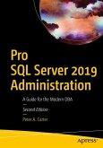 Pro SQL Server 2019 Administration (eBook, PDF)