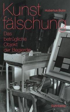 Kunstfälschung (eBook, ePUB) - Butin, Hubertus