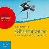 Selbstmotivation - Wie Sie dauerhaft leistungsfähig bleiben (Ungekürzte Fassung) (MP3-Download)