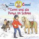 Conni und die Ponys im Schnee (MP3-Download)