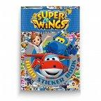 Super Wings - 1000 Sticker Book