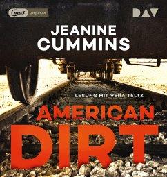 American Dirt, 2 MP3-CD - Cummins, Jeanine