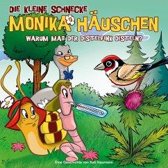 51: Warum mag der Distelfink Disteln? (MP3-Download) - Naumann, Kati