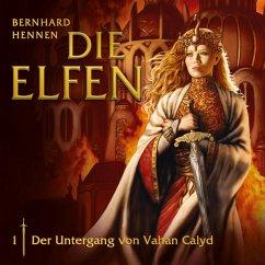 01: Der Untergang von Vahan Calyd (MP3-Download) - Hennen, Bernhard