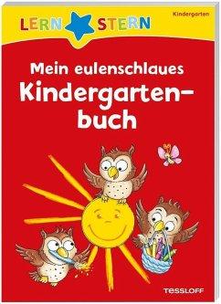 LERNSTERN. Mein eulenschlaues Kindergartenbuch - Meyer, Julia