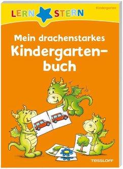 LERNSTERN. Mein drachenstarkes Kindergartenbuch - Meyer, Julia