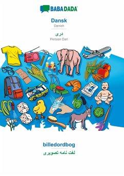 BABADADA, Dansk - Persian Dari (in arabic script), billedordbog - visual dictionary (in arabic script) - Babadada Gmbh