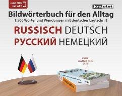 Bildwörterbuch für den Alltag Russisch-Deutsch (Mängelexemplar) - Jourist, Igor