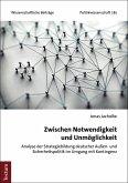 Zwischen Notwendigkeit und Unmöglichkeit (eBook, PDF)