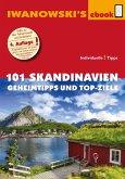 101 Skandinavien - Reiseführer von Iwanowski (eBook, ePUB)