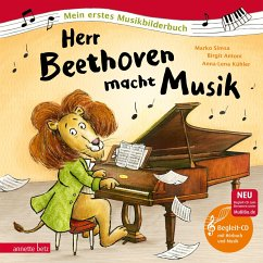 Herr Beethoven macht Musik - Simsa, Marko