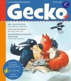 Gecko Kinderzeitschrift Band 74
