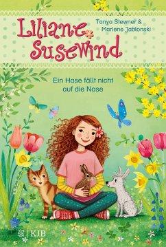 Ein Hase fällt nicht auf die Nase / Liliane Susewind ab 6 Jahre Bd.11 - Stewner, Tanya;Jablonski, Marlene