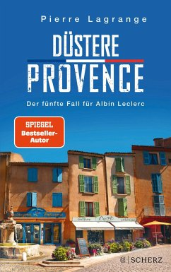 Düstere Provence / Commissaire Leclerc Bd.5 - Lagrange, Pierre