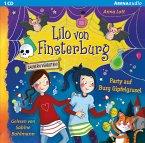 Party auf Burg Gipfelgrusel / Lilo von Finsterburg - Zaubern verboten! Bd.3 (1 Audio-CD)
